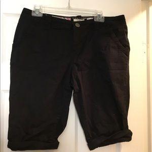 Super Cute Black Shorts